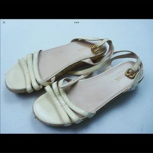 Prada Sandals Espadrilles Authentic